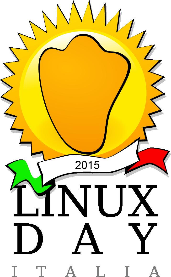 Logo del Linux Day 2015